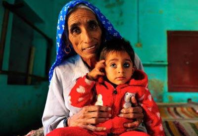 9 مادر عجیب دنیا +عکس
