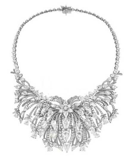 شیکترین جواهرات در جشنواره کن 2015