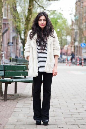 عکس های نوشین نوبخت معروف به آنا نوشین زیباترین مدل ایرانی در هلند