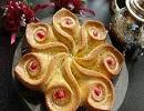 طرز تهیه کیک بهاری كيك بهارنارنج و پرتقال