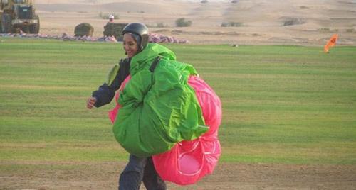 شجاع ترین دختر ایرانی شناخته شد