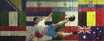 تصاویر نمایش پرچم ایران در کلیپ شکیرا