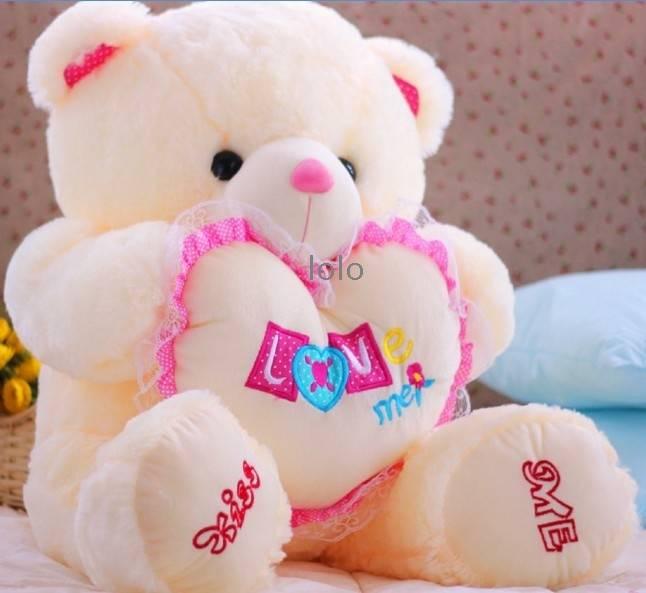 عکسای عاشقانه خرس عروسکی