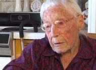 پیر ترین عضو فیس بوک یک پیر زن 114 ساله
