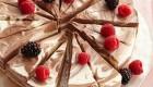 روش تهیه چیزکیک شکلاتی بدون پختن