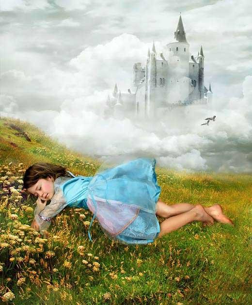 نقاشی های رویایی زیبا