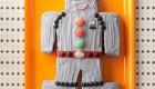 کیک تولد  کودکانه با دیزاینی خاص