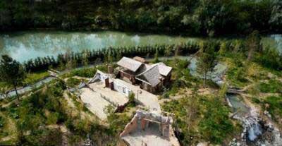 تصاویر واقعی از جزیره گنج خیالی