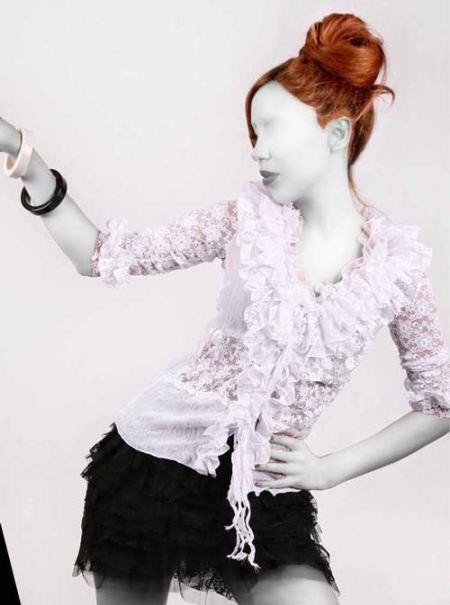مدل های جدید بلوز و دامن مجلسی زنانه ودخترانه 2015