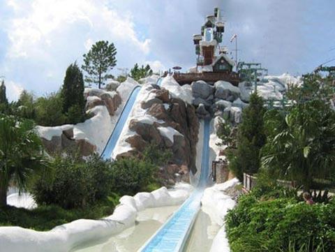 زیباترین و بزرگترین و هیجان انگیز ترین پارک آبی جهان