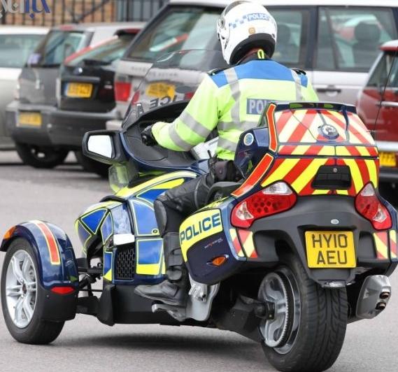 خودرو جدید پلیس های لندن