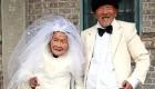 ازدواج این زوج پس از 90 سال عاشقی