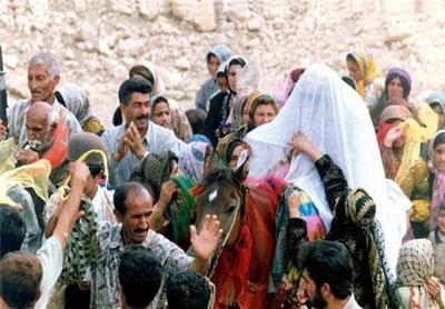 آداب و رسوم ازدواج و شکار و سوگواری در چهار محال بختیاری