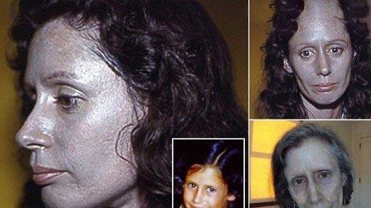 آیا این زن آدم فضایی است ؟