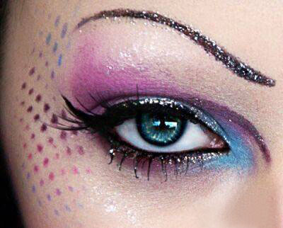مدل های فوق العاده آرایش چشم فشن