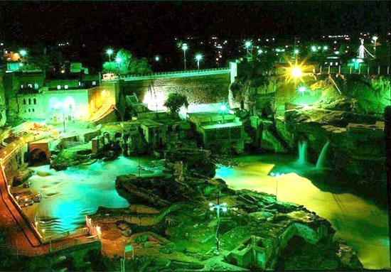 آشنایی با آبشارهای زیبای شوشتر سیکاها