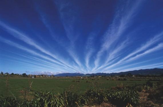 تصاویر هولناک رویایی و بی همتا از ابرها که تا به حال ندیده اید
