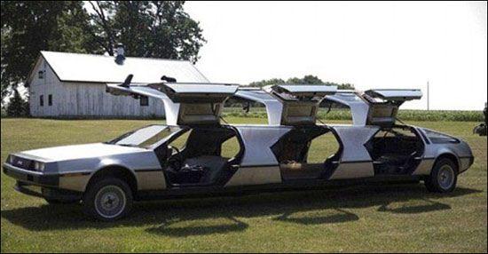 مسخره ترین ماشین های دنیا