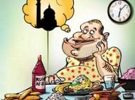 شعر جالب و طنز ماه مبارک رمضان