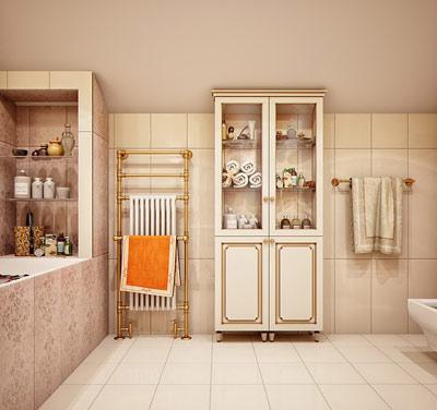زیباترین مدل های WC برای منازل لوکس