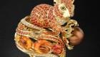 حلقه های جواهر نشان با تم حیوانات