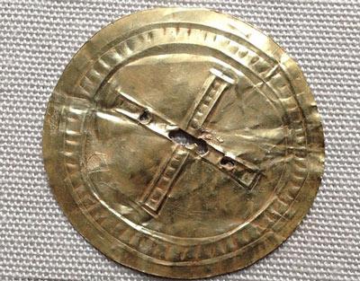 رابطه دیسک مرموز از جنس طلا با منطقه باستانی استون هنچ