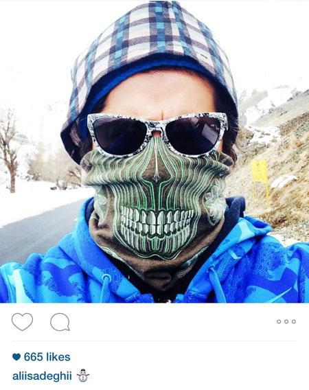 پیج چهره های مشهور اینستا گرامی