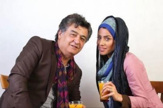 جنجال ازدواج تارا کریمی 23 ساله و رضا رویگری 40 ساله