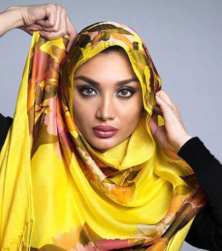 مدل شال ها و روسری های زیبای تابستان 98 با رنگ ها و طرح های متنوع