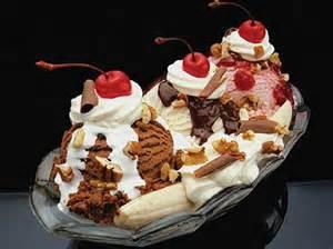 آموزش تهیه دسر تابستانی موز و بستنی