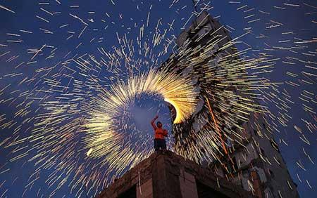 تصاویر دیدنی و جذاب روز  سه شنبه 09 تیر 1394