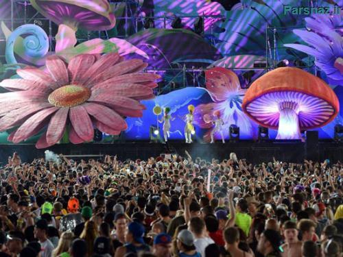 جشنواره های جالب و دیدنی جهان در سال 2015