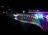 تصاویر زیبا از پل های رنگین کمانی در گوشه و کنار جهان
