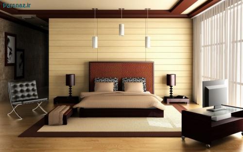دکوراسیون های جدید برای اتاق خواب عروس