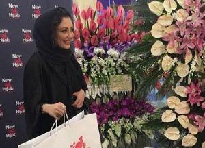 عکس های بازیگران در افتتاحیه برند نیو حجاب