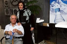 مصاحبه ای جالب با محسن قاضیمرادی و همسرش مهوش وقاری