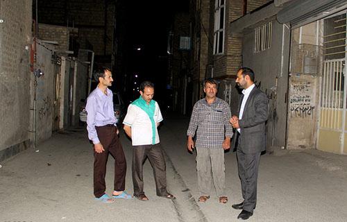 تصاویر غم انگیز از خانواده بی سرپناه مشهدی