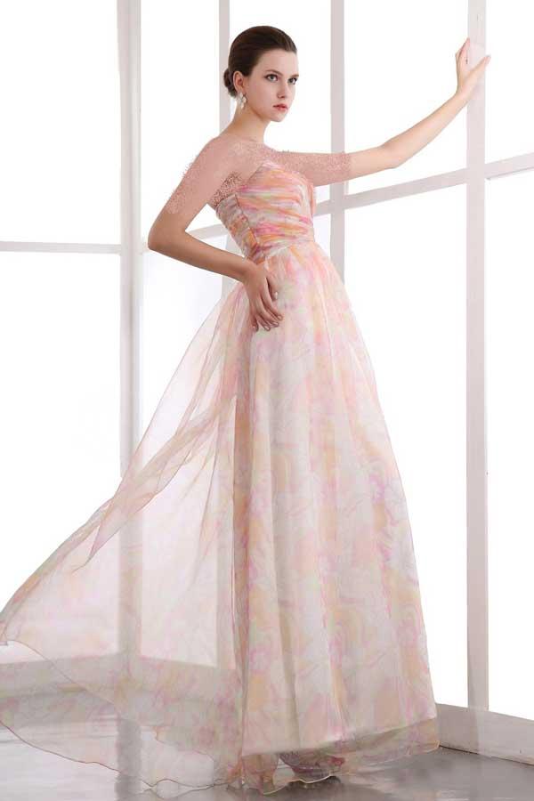 زیباترین مدل لباس های نامزدی 2015 با رنگ های متنوع