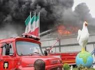 تصویر انفجار گلوله توپ جنگی در مشهد و 1 نفر کشته