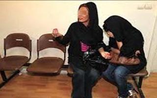 دختران سارق خوش تیپ و خوشکل دستگیر شدند