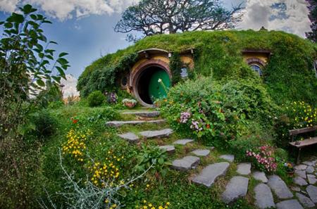 آیا عجیب ترین و زیباترین روستای جهان را میشناسید