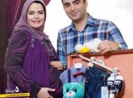 سپیده خداوردی هم مادر شد + عکس های بارداری