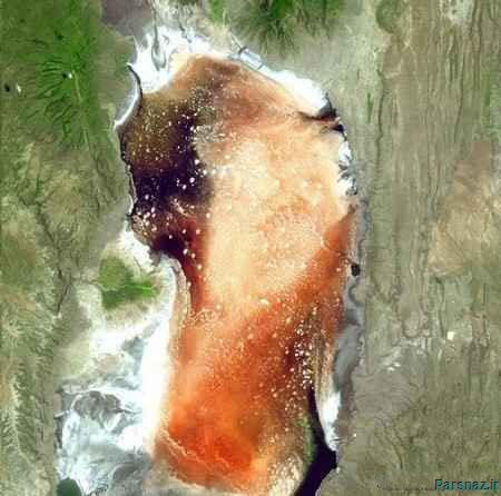 زیباترین نمک زار دنیا کجاست؟