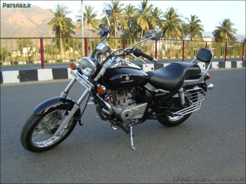 آشنایی با موتور سیکلت اونجر یا باجاج