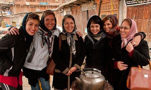 به خارجی های توریست در ایران چه میگذرد