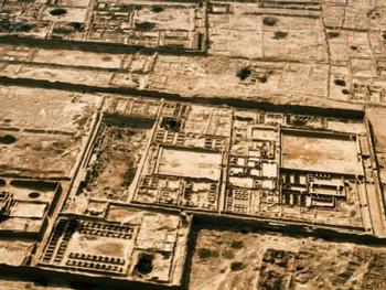 آشنایی با چان چان بزرگترین شهر خشتی جهان