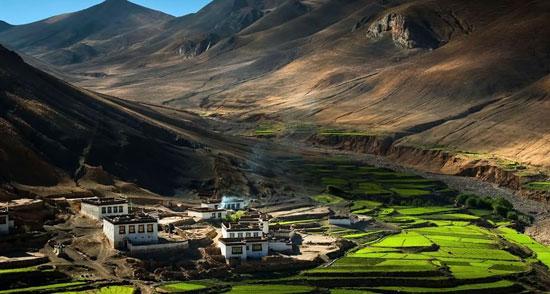 آشنایی با روستاهای زیبای سراسر جهان