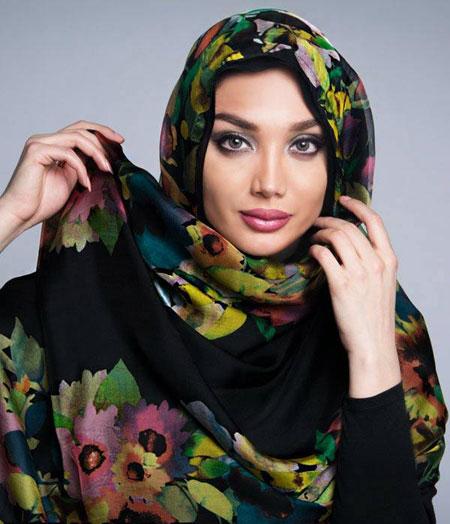 مدل شال ها و روسری های زیبای تابستان 94 با رنگ ها و طرح های متنوع