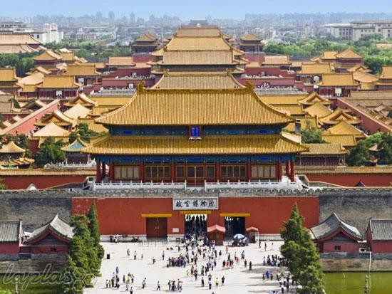 اسرارآمیز و شگفت آور چین