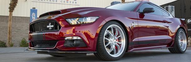آشنایی با خودرو عضلانی سوپر اسنیک فورد